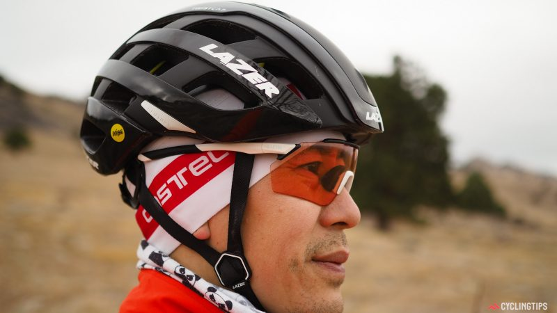 Lazer Century MIPS helmet review: Heavy, but also slick and safe