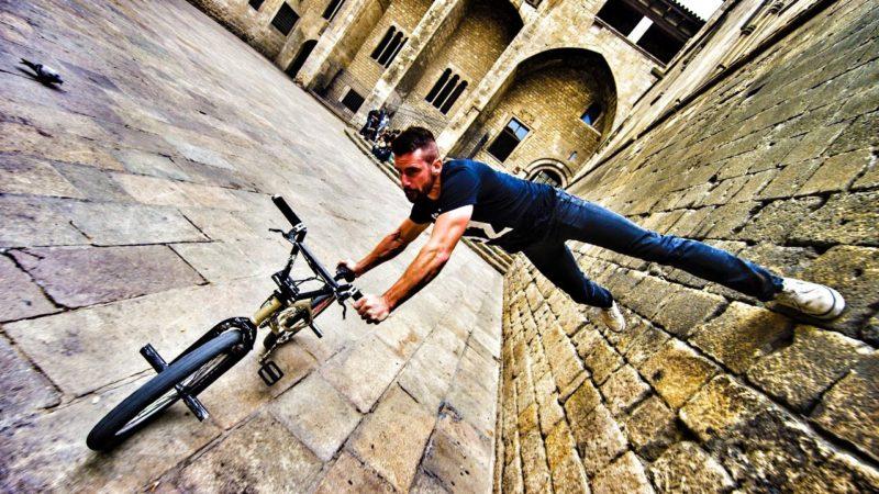 Bike Parkour 2.0 – Streets of Barcelona!