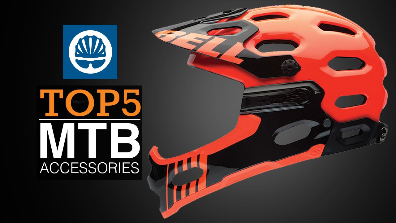 Top 5 – Mountain Bike Accessories