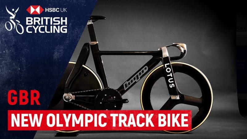 NEW Olympic Track Bike! | Behind The Scenes With Hope Tech & Lotus Engineering