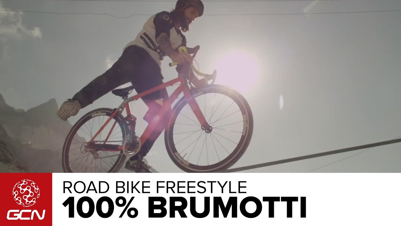 Brumotti – Road Bike Freestyle
