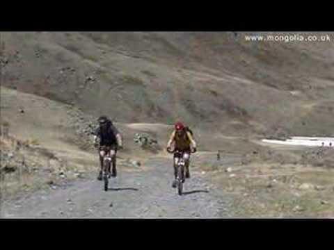 Mongolia Mountain Biking Tours & Cycling Holidays in Mongolia