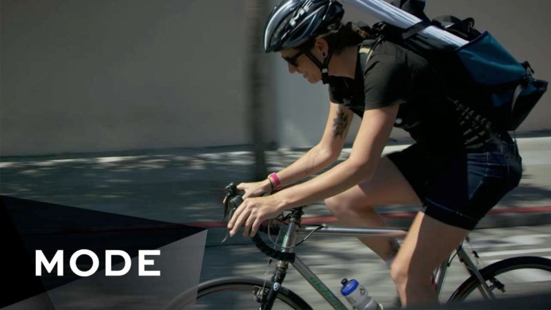 I'm a Bike Messenger | My Life ★ Glam.com