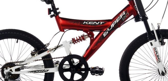 Fast and Fun: Kent Super 20 Boys Bike