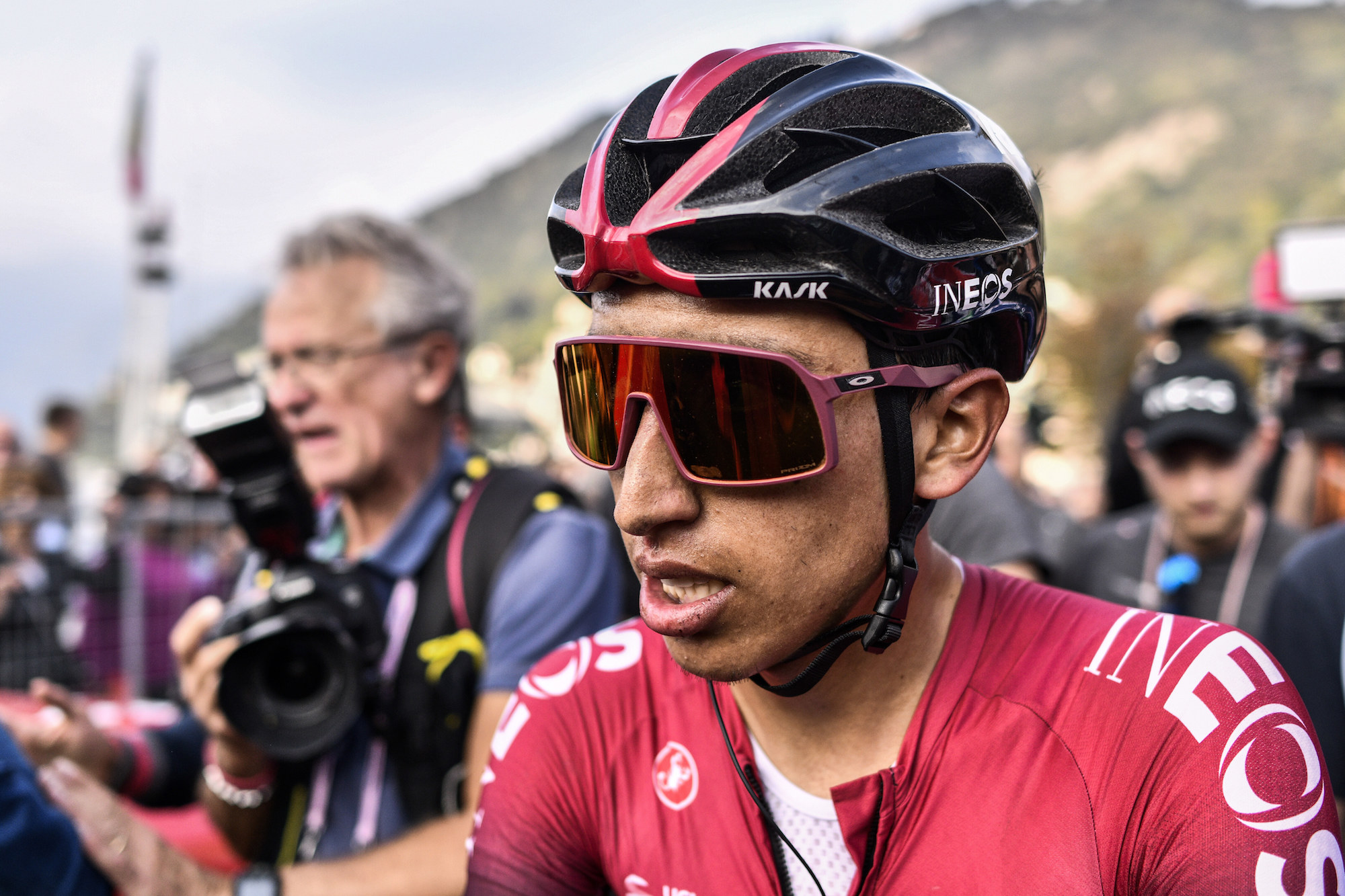 'When I said in 2016 Egan Bernal would one day win the Tour everyone looked at me like a madman' says former manager