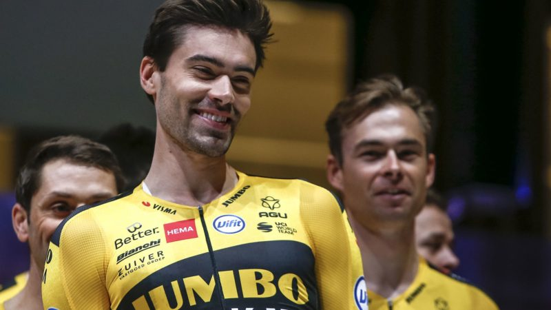 Tom Dumoulin says cycling calendar could be permanently redesigned after coronavirus