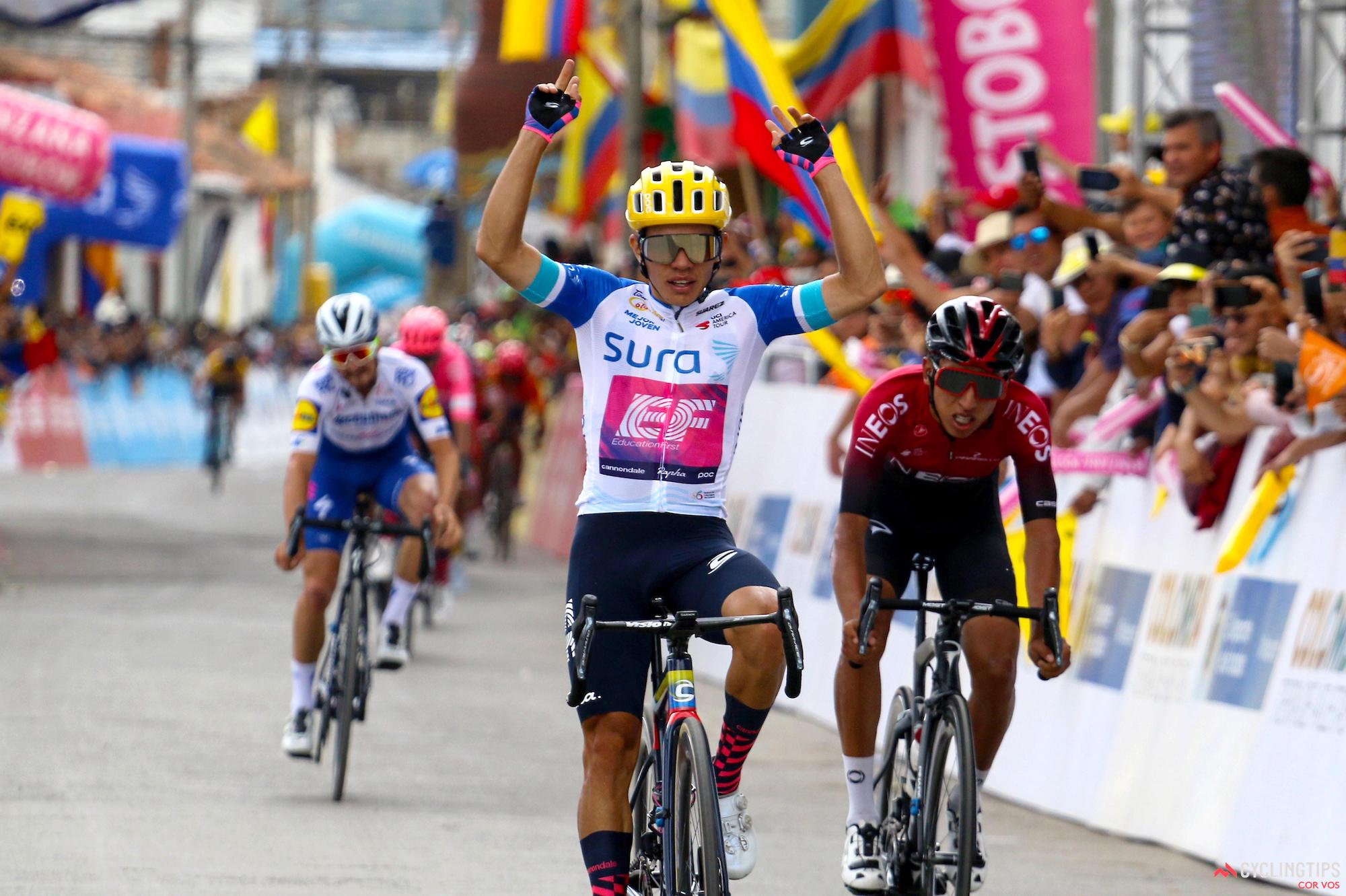 Stars shine on Tour Colombia stage 4: Daily News Digest