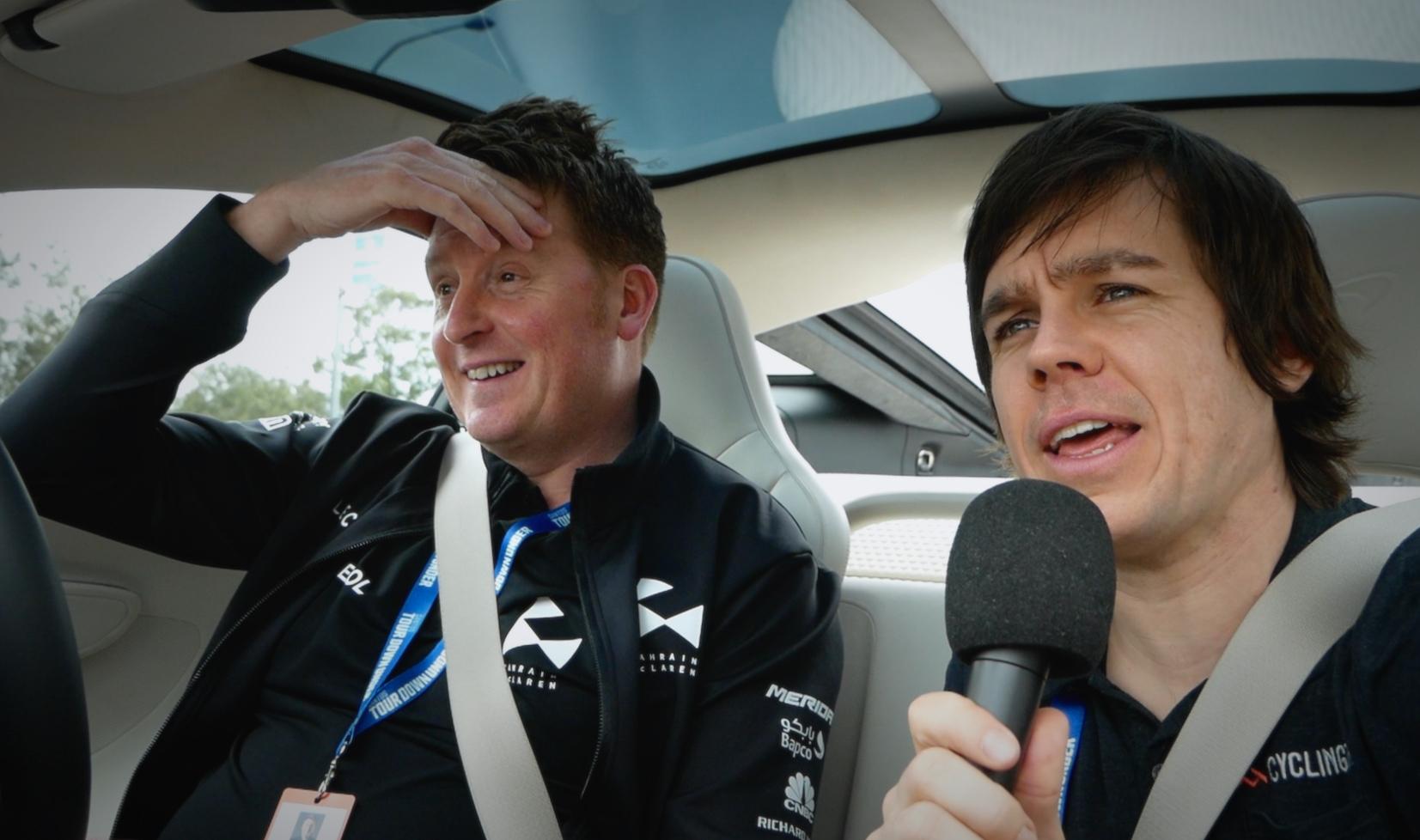 Shoddy in a McLaren: Cavendish's new boss is better than Uber