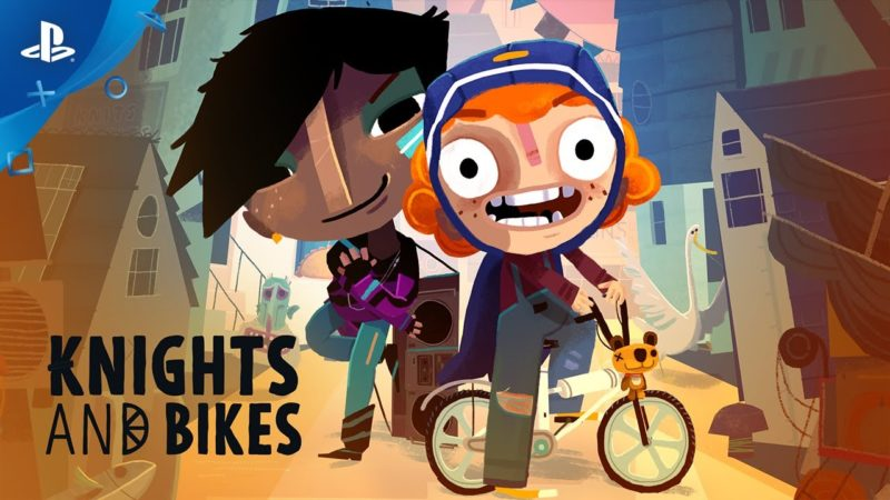 Knights and Bikes | Launch Trailer | PS4
