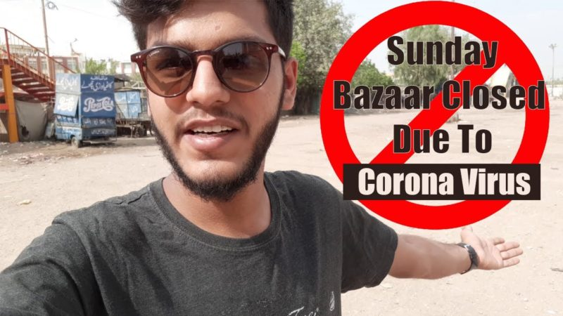 Sunday Bazaar Closed due To COVID-19 | Latest Updates | Bike Market Karachi
