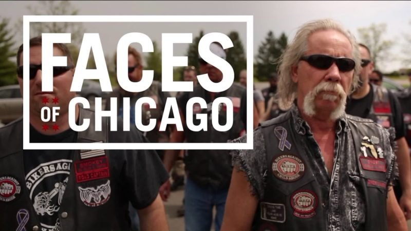 These bikers help abused kids to no longer live in fear