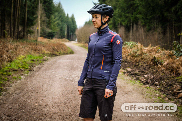Castelli Perfetto RoS women's long sleeve jacket review
