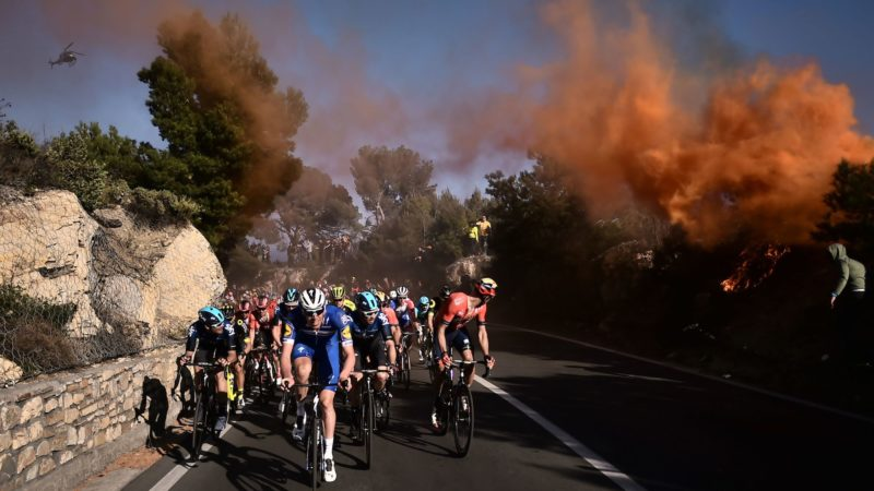 Organisers say Milan – San Remo, Strade Bianche and Tirreno-Adriatico are going ahead as planned