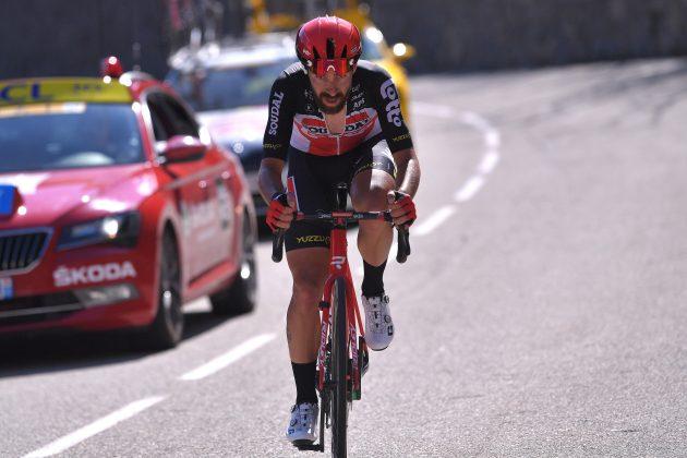 Thomas De Gendt uploads monster Paris-Nice stage seven ride to Strava