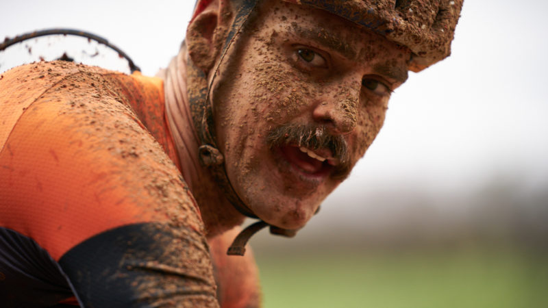 Photo gallery: A muddy mess at Mid South gravel