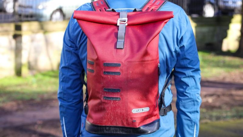 Review: Ortlieb Commuter Daypack City backpack