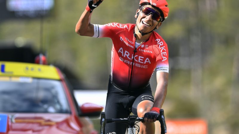 Quintana's flying form, País Vasco and Romandie called off: Daily News Digest