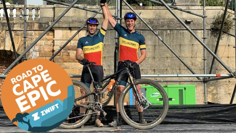 The Road to Cape Epic EP8: There's meaning in the journey
