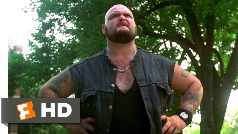 Major Payne (1995) – Biker Fight Scene (5/10) | Movieclips