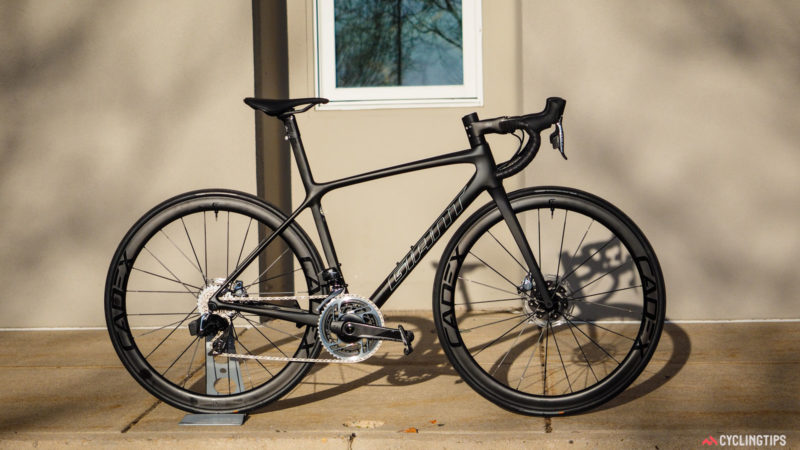 2021 Giant TCR Advanced SL Disc first-ride review: An aero evolution