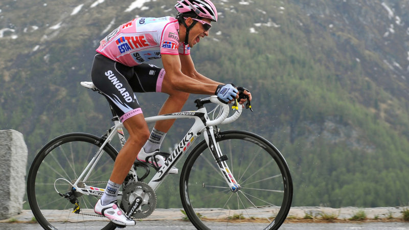 Alberto Contador auctions bike from 2011 Giro d'Italia and Tour de France to aid coronavirus fight