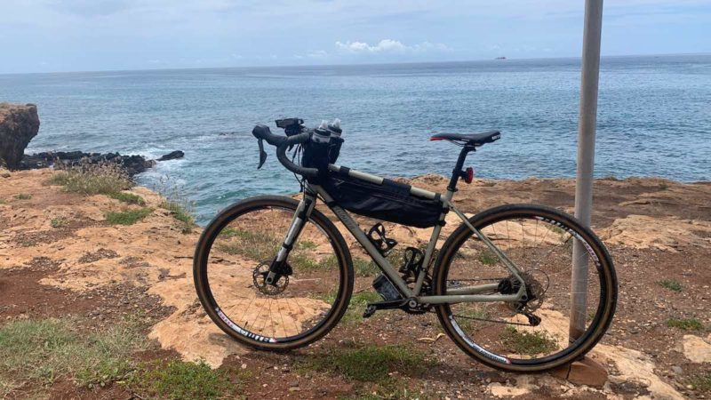 Bikerumor Pic Of The Day: Electric Beach – Oahu, Hawaii