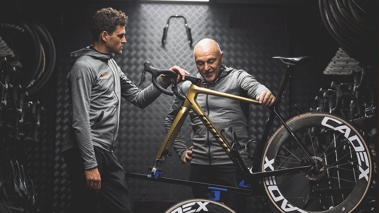 Developing the Total Race Bike | Giant Bicycles