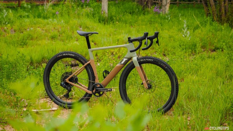 New 3T Exploro RaceMax promises more speed, more clearance, more capability