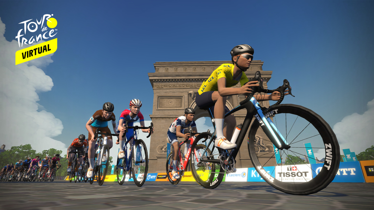 ASO partners with Zwift for Virtual Tour de France – VeloNews.com