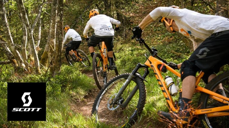 The French are FAST! Riding NEW Team Bikes with Rémy Absalon and Crew