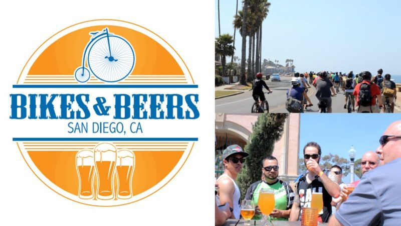 Bikes and Beers San Diego Event Short Film