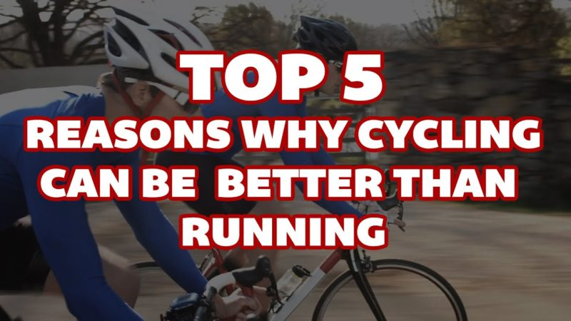 Top 5 Reasons Why Cycling Can Be Better Than Running