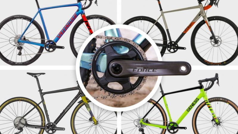 35 bikes with 1X gearing – is single-chainring simplicity best?