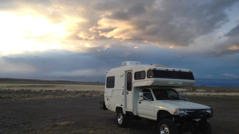 Get in the #Vanlife: Kurt Gensheimer shows us his epic Toyota Sunrader & 4WD conversion