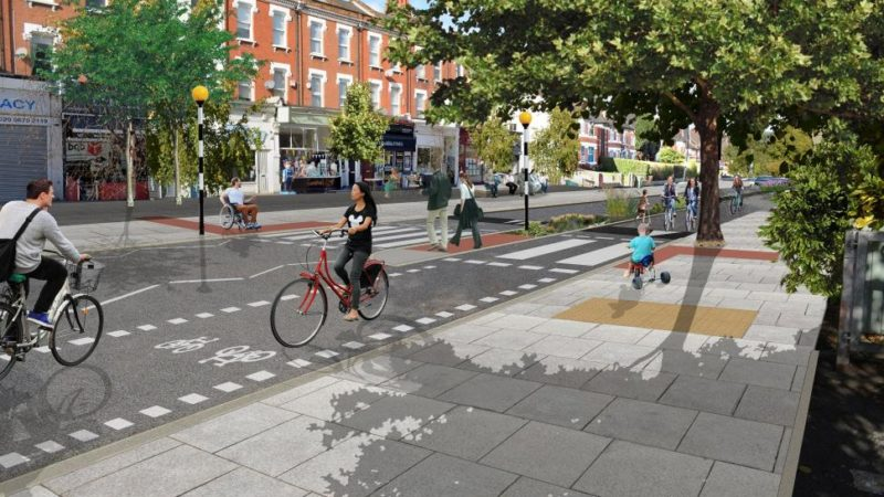 Major NHS Trust boss backs council's plans for walking and cycling