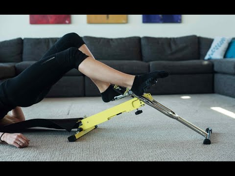 Explore the World's Highest Quality Full-Body Portable Exercise Bike