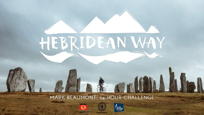 Mark Beaumont – 24 Hour Hebridean Way Cycling Challenge