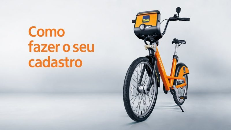 Nova Bike Itaú – Como se cadastrar