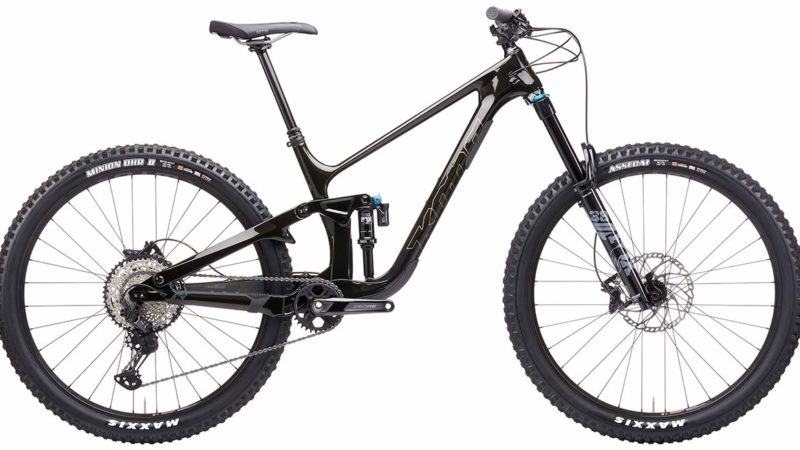 2021 Kona Process-X enduro bikes bring 161mm of mullet-able travel, plus new 153