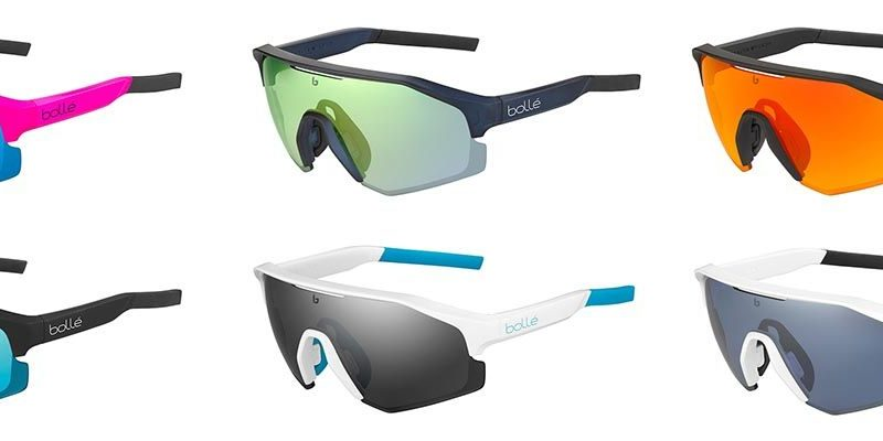 Bollé adds more MIPS helmets for road & MTB, with sunglasses to match