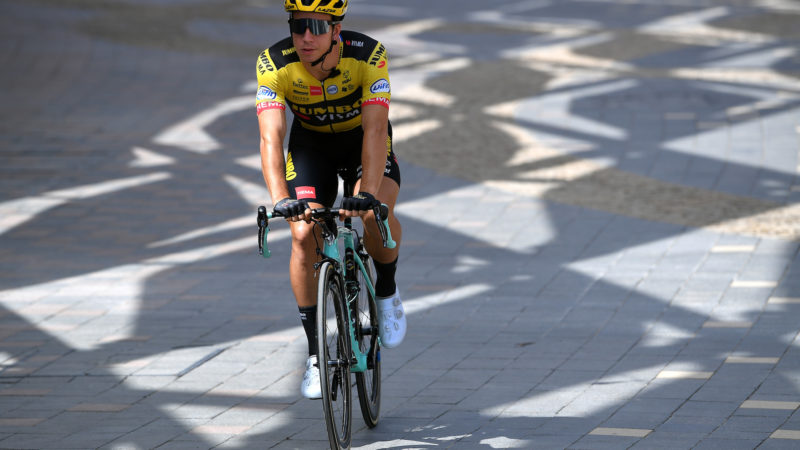 Dylan Groenewegen in line for disciplinary action as UCI condemns 'dangerous behaviour' at Tour of Poland
