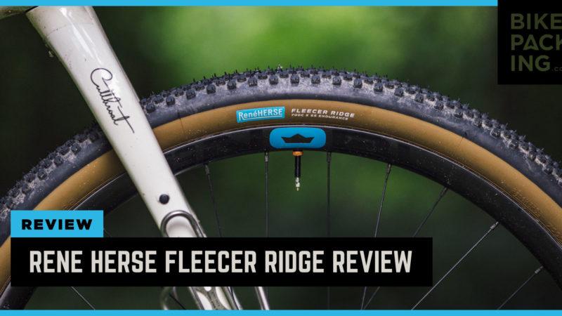 Rene Herse Fleecer Ridge Review